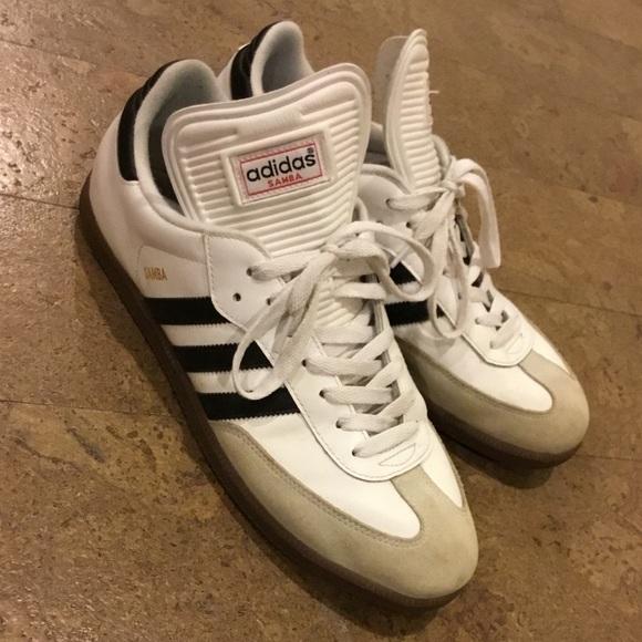 Adidas Samba In Bianco E Nero Poshmark Numero 13